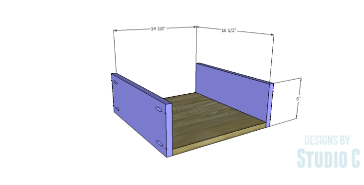 DIY Plans to Build a Monroe Dresser_Drawer BS