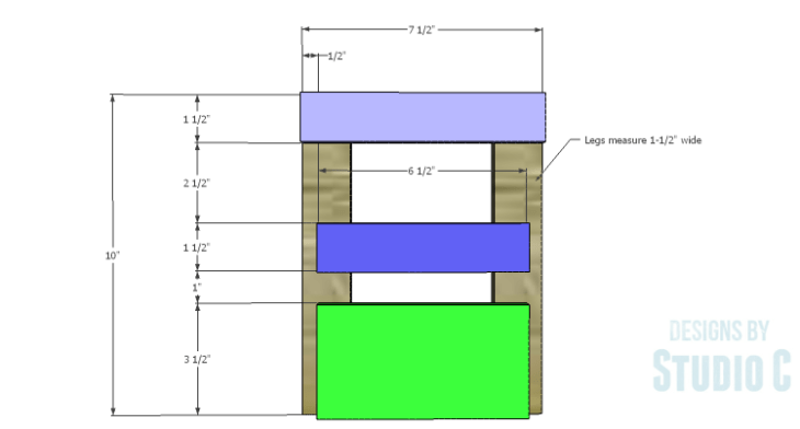 DIY Plans to Build a Bottle Crate_Ends