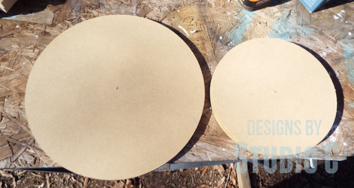 How to Cut Circles Using a Bandsaw_Finished