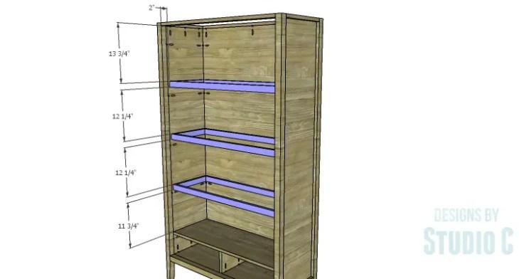 DIY Plans to Build a Scoville Pantry_Shelf Frames 2