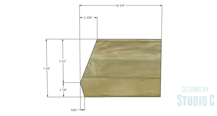 DIY Plans to Build an Atlantic Wall Shelf_Divider 1