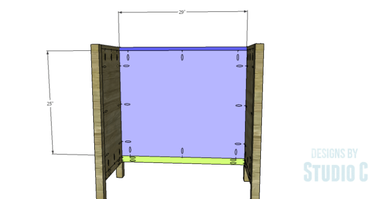 DIY Plans to Build an Atherton Cabinet_Back