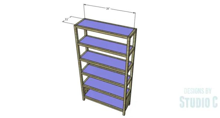 DIY Plans to Build a Milo Shelving Unit_Shelves