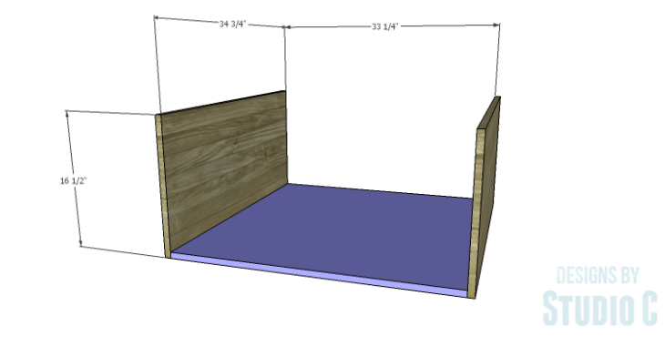 DIY Plans to Build a Monette Coffee Table_Sides & Bottom