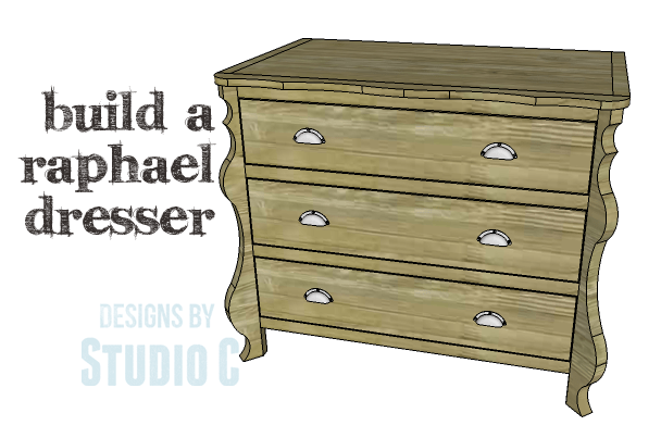 DIY Plans to Build a Raphael Dresser_Copy
