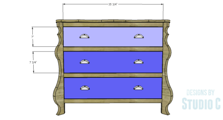 DIY Plans to Build a Raphael Dresser_Drawer Fronts