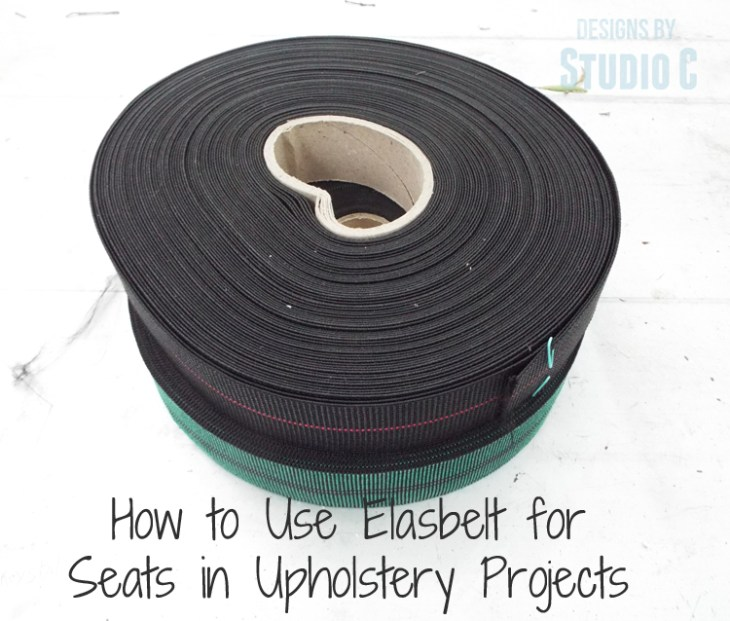 How to Use Elasbelt for Seats in Upholstery Projects_Rolls