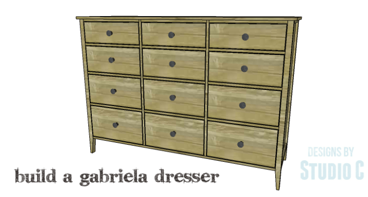 DIY Plans to Build a Gabriela Dresser_Copy