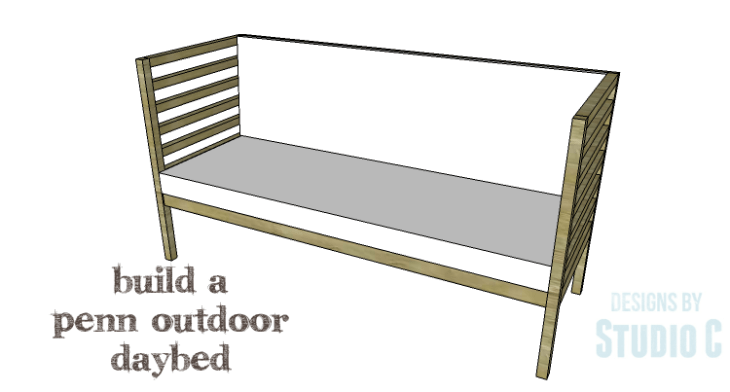 DIY Plans to Build a Penn Outdoor Daybed_Copy
