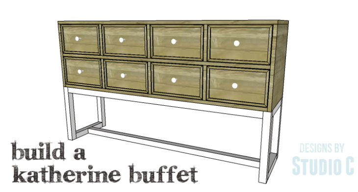 DIY Plans to Build a Katherine Buffet_Copy