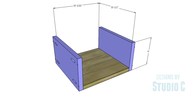 DIY Plans to Build a Katherine Buffet_Drawer BS