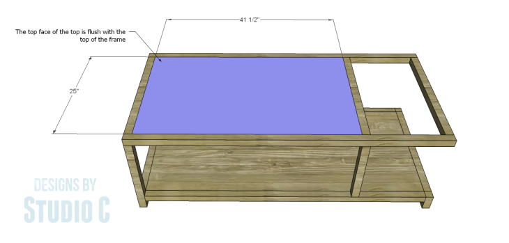 DIY Plans to Build a Bernard Coffee Table_Top