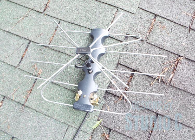 An Easy To Make Extension For A Tv Antenna