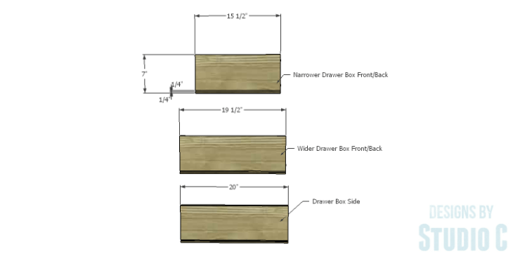 DIY Plans to Build a Mayweather Dresser_Drawer 1