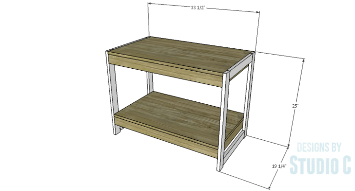 DIY Plans to Build a Versatile Table