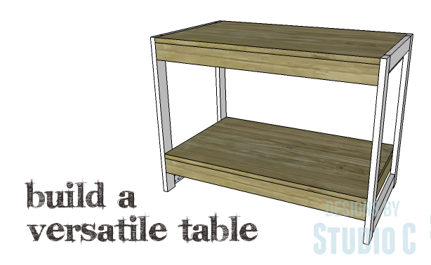 DIY Plans to Build a Versatile Table_Copy