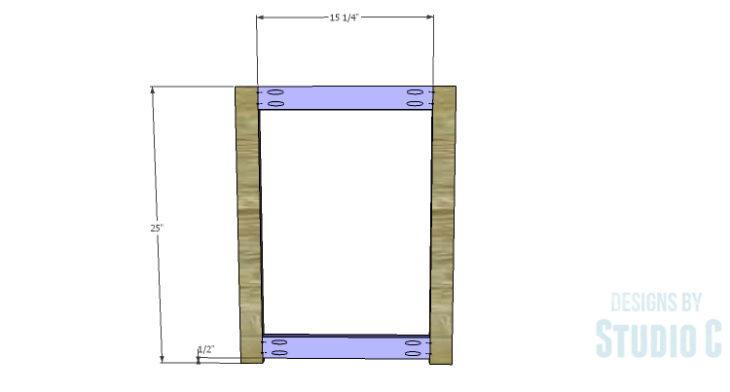 DIY Plans to Build a Versatile Table_Sides