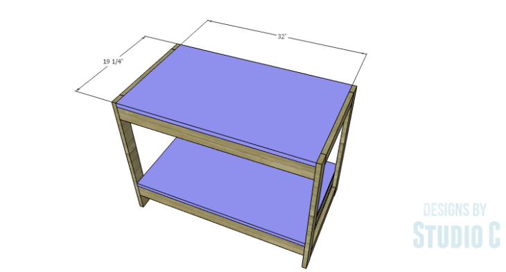 DIY Plans to Build a Versatile Table_Top & Shelf