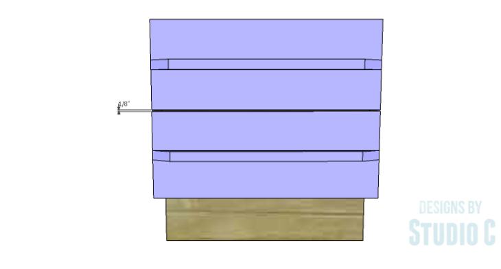DIY Plans to Build a Mayweather Nightstand_Drawer Fronts 2