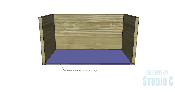 DIY Plans to Build a Coat Cabinet-Drawer 3