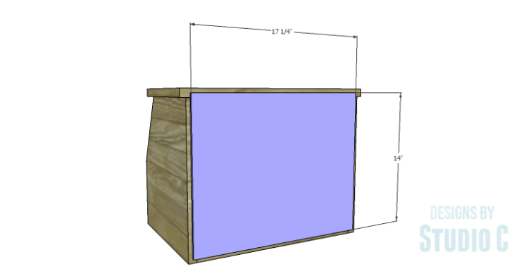 DIY Plans to Build a Cole Nightstand-Back