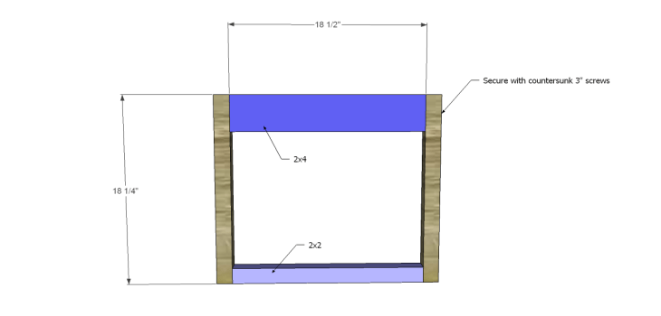 DIY Plans to Build a Fairhaven Coffee Table_Sides