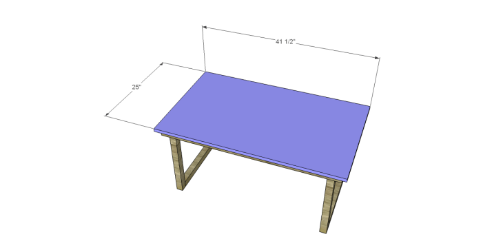 DIY Plans to Build a Fairhaven Coffee Table_Top