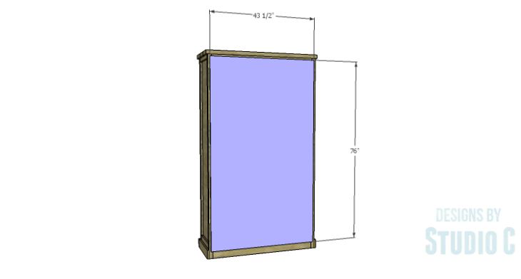DIY Plans to Build a Woodruff Cabinet-Back