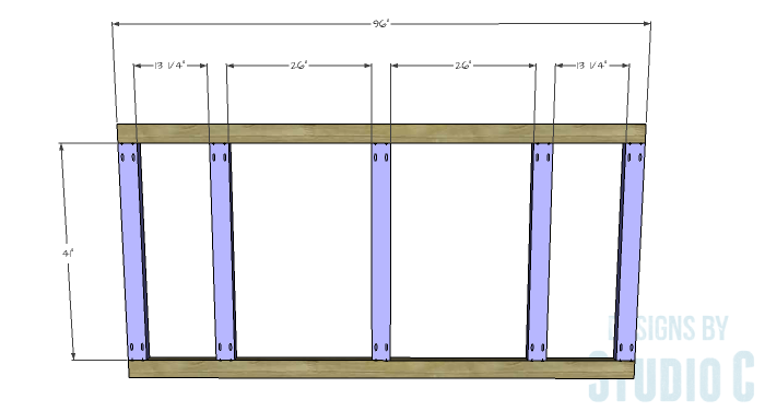 DIY Furniture Plans to Build a Truss-Leg Dining Table-Top 1