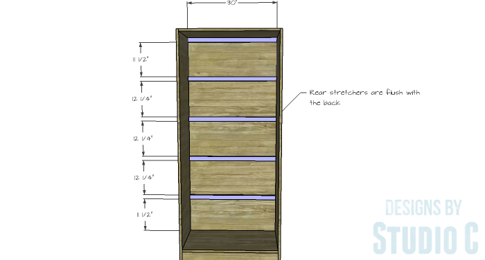 a large pantry cabinet perfect for dry food storage – designs