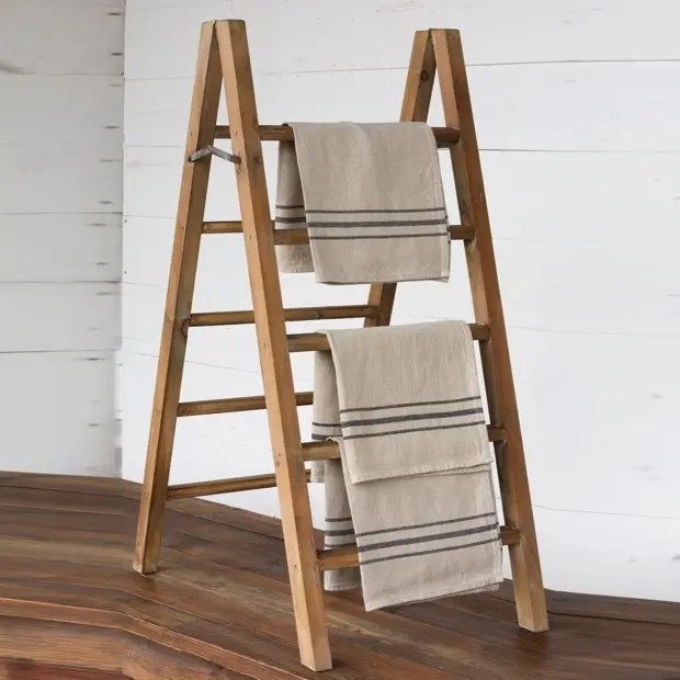 home-decoration-ideas-table-top-a-frame-display-ladder