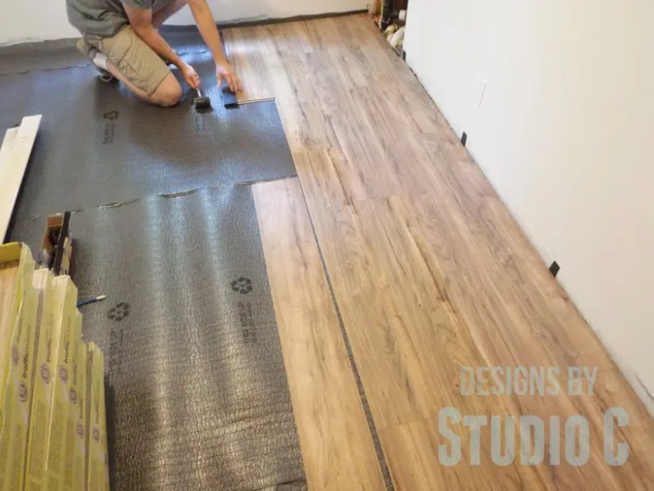 A Few Tips When Installing laminate Flooring - Seams