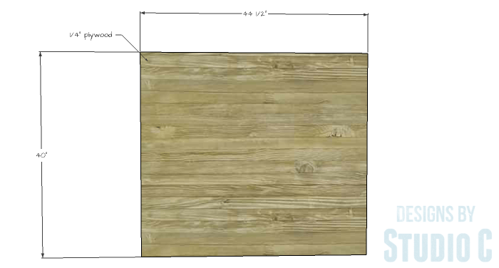 Free Furniture Plans to Build a DIY Ikea Inspired Malm Twin Bed - headboard-2