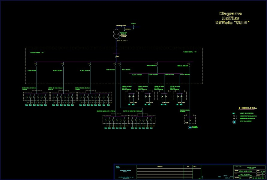 Plano Electric Building Multi   Functional DWG Block for AutoCAD     Additional Screenshots