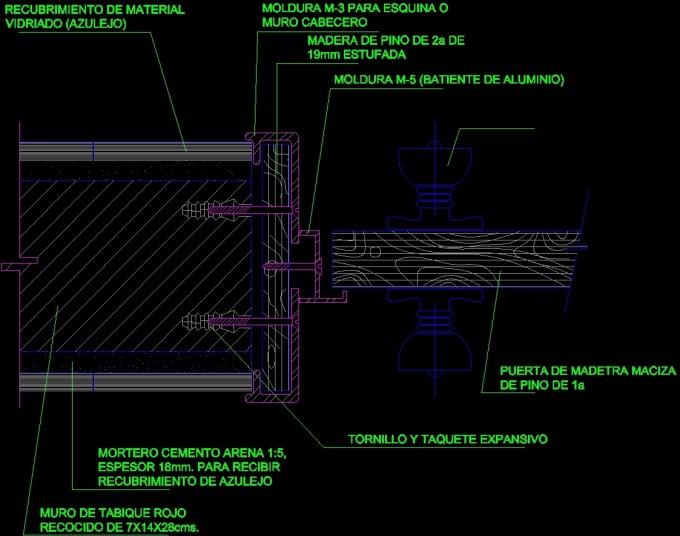 Aluminium Door Frame Cad Details | Viewframes co