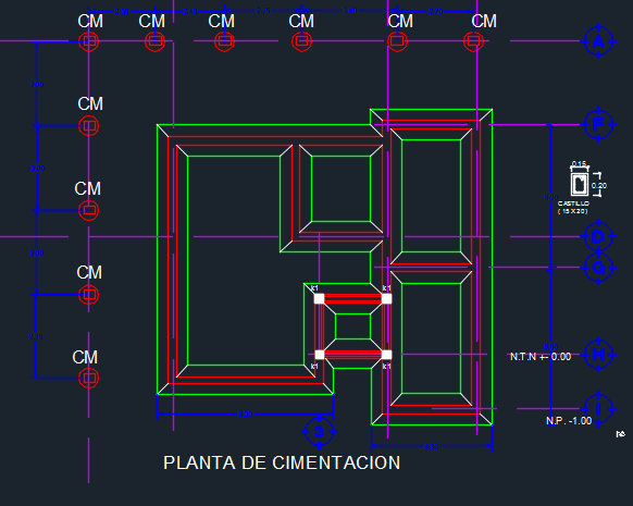 Cabin Elevation 2D DWG Design Plan For AutoCAD Designs CAD