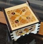 Laser Cut Mini Box Template Free Vector