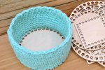 Laser Cut Basket Bottoms Free Vector