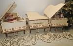 Laser Cut Piano Music Box Free Vector