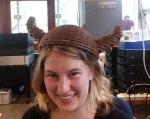 Laser Cut Viking Hat Free Vector