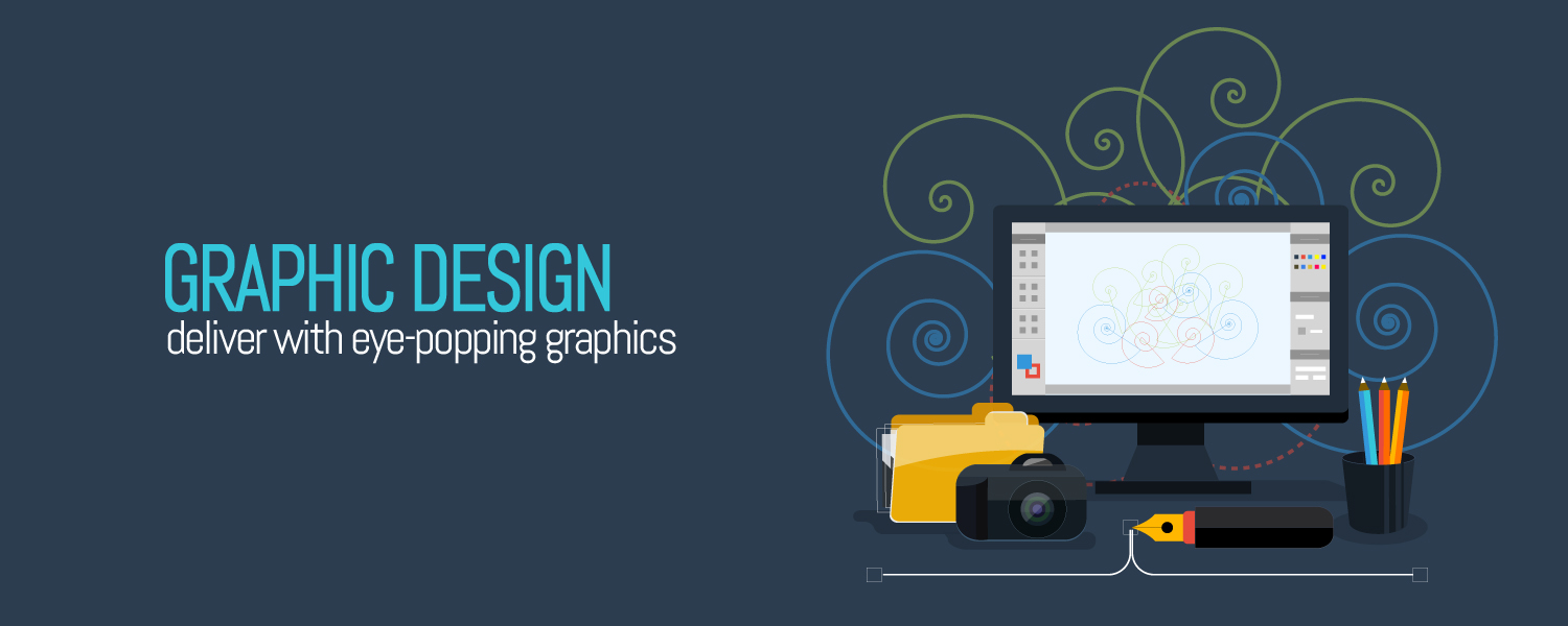 Graphic Design: Creative, Impressive, Attractive