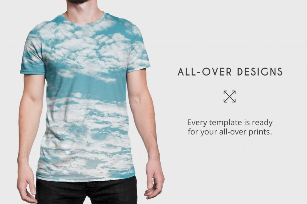 Download 20+ T-Shirt and Apparel Mockups | Design Shack