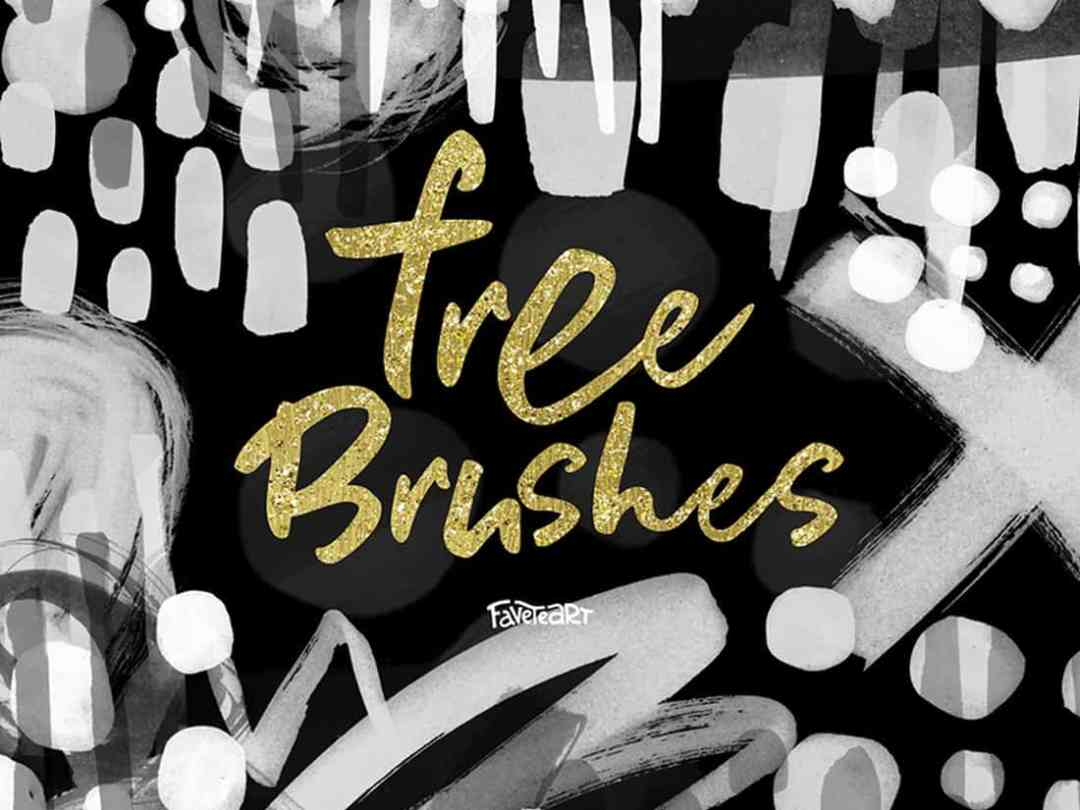 14 Free Photoshop Brushes