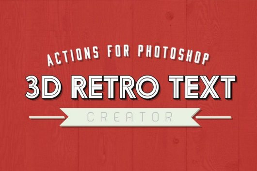 30+ Best Retro Text Effects & Styles