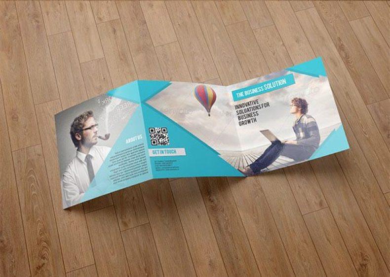 4 o 1 - 70+ Modern Corporate Brochure Templates