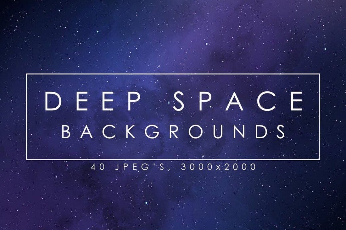 20+ Best Space & Nebula Background Textures 23