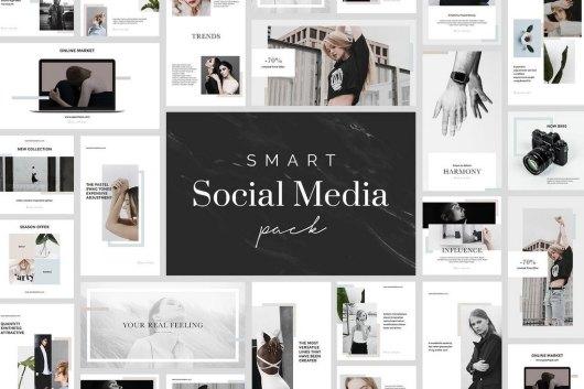 78 Smart Instagram Post Templates