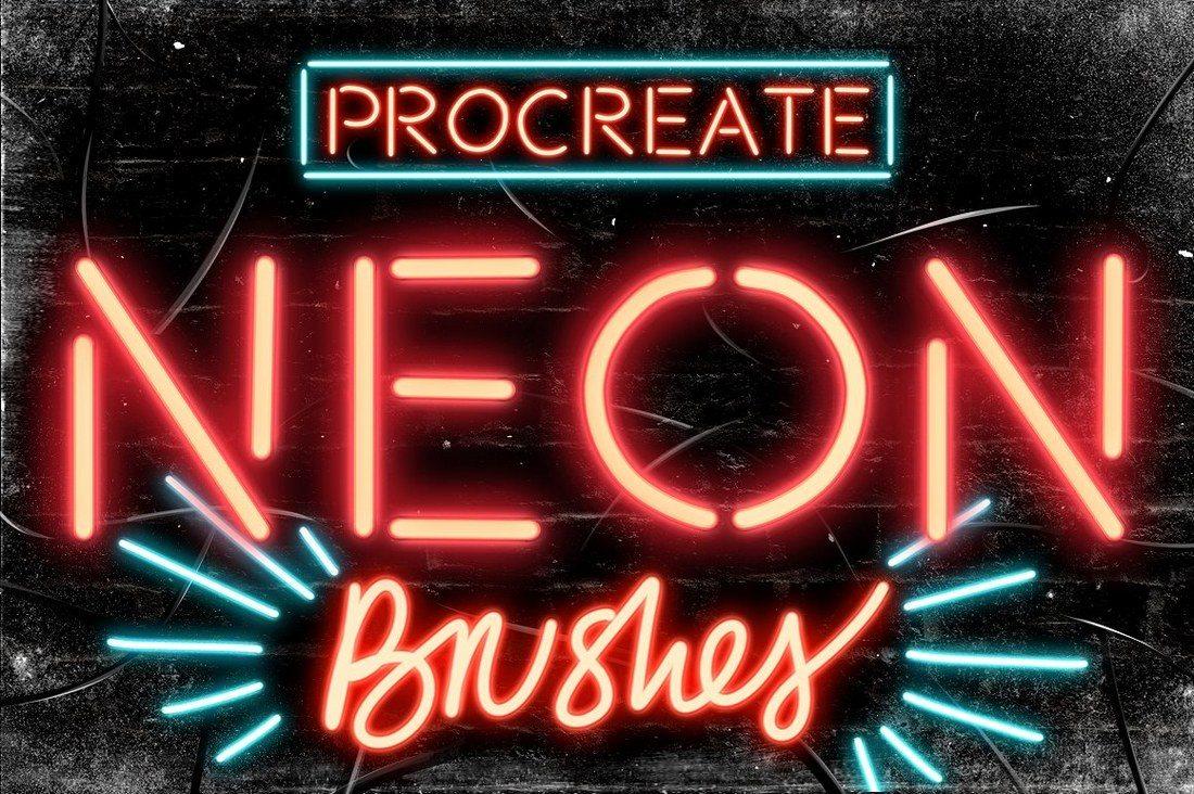 30+ Best Procreate Brushes 48