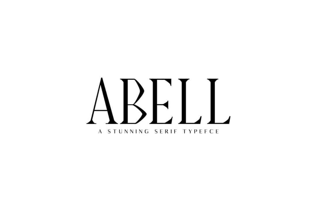 Download 100+ Best Modern Serif Fonts 2020 | Design Shack