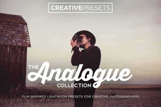 Analogue Film Lightroom Presets